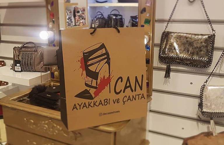 Can Ayakkabı ve Çanta Karton Çanta Modeli – Manisa
