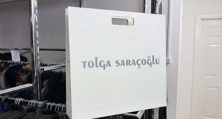 Tolga Saraçoğlu Karton Çanta Modeli – İzmir