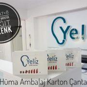 Yeliz İşitme Karton Çanta Modeli – İzmir
